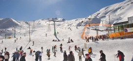 طولانیترین پیست اسکی ایران و خاورمیانه در کرمان احداث میشود