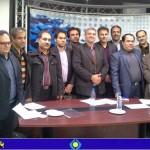 حسین شهابی به شورای مرکزی خانههای مطبوعات ایران راه یافت