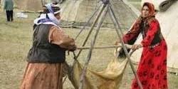جشنواره عشایر و غذاهای محلی در رابر برگزار شد